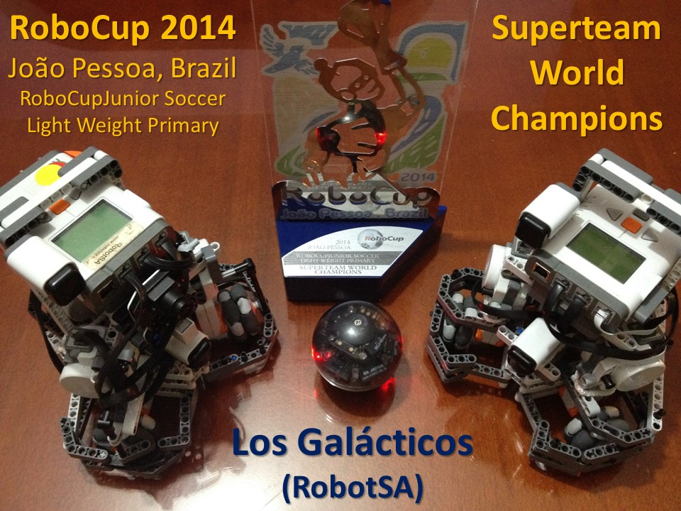 Galacticos Superteam World Champions